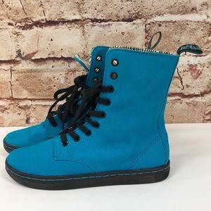 Dr. Martens Stratford Canvas Shoes